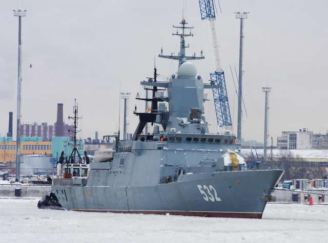 Armée Russe / Armed Forces of the Russian Federation - Page 3 Boiky_Steregushchiy_class_corvette_Project_20380