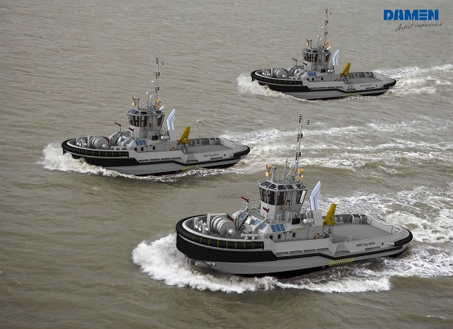Armée Hollandaise/Armed forces of the Netherlands/Nederlandse krijgsmacht - Page 14 Damen_ASD_Tug_2810_Hybdrid_RNLN