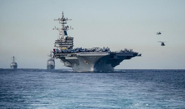 US Navy - Page 13 USS_Bush_CVN_77_Greece_Black_Sea