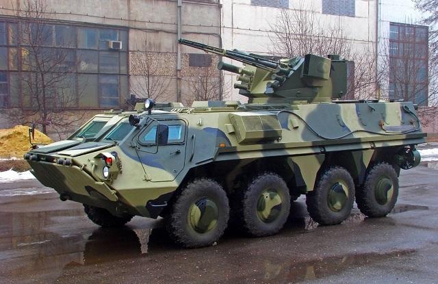 Armée Indonésienne / Indonesian National Armed Forces / Tentara Nasional Indonesia - Page 15 Ukraine_BTR-4_Indonesia_TNI_AL