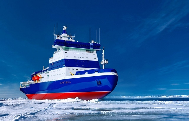 Auxilliary vessels, Special-purpose and minor naval ships - Page 5 Nuclear_icebreaker_project_22220_rosatom_russia