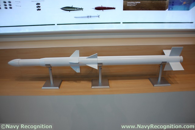 Le catalogue des armements chinois disponibles à l'export - Page 5 Rocket_assisted_torpedo_Polytechnologies_AAD_2014_1