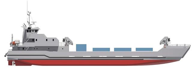المغرب يتعاقد على سفينة الانزال و الدعم اللوجيستي LCT M50 PIRIOU_LCT_50_Landing_Craft_Maroc_RMN_Royal_Morrocan_Navy_2