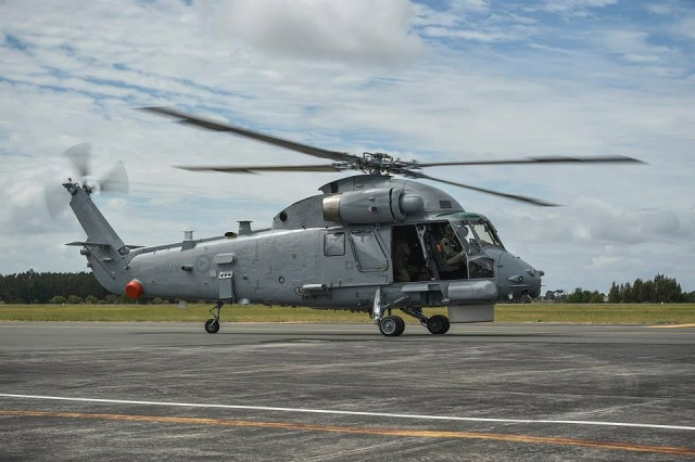 Armée Neo-Zélandaise / New Zealand Defence Force (NZDF) - Page 5 Seasprite_SH-2G(I)_helicopter_Royal_New_Zealand_Navy