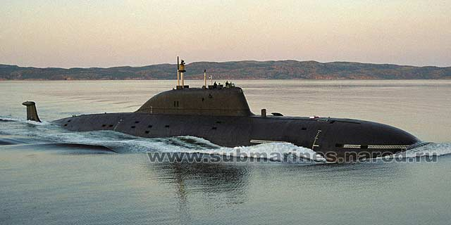 Armée Russe / Armed Forces of the Russian Federation - Page 5 K-335_Gepard_Akula-III_project_971M_Russia