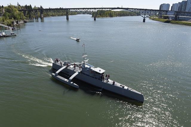 AIP,,,احياء غواصات الديزل Sea_Hunter_ACTUV_DARPA_US_Navy