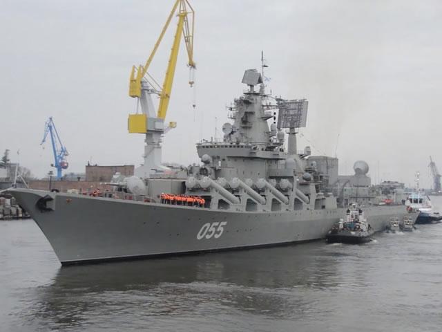 Project 1164 Atlant: Slava Class cruiser - Page 7 Slava_cruiser_MARSHAL_USTINOV_Russia_Navy_refit