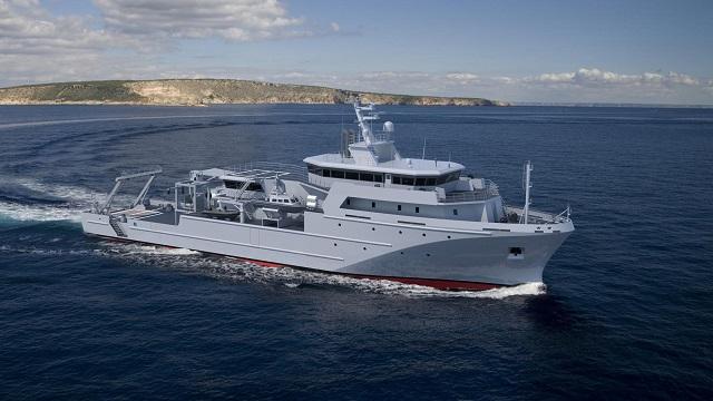 البحرية المغربية تقتني سفينة BHO2M الفرنسية  .. وصفقات عسكرية بالأفق RMN_PIRIOU_BHO2M_Maroc_Royal_Moroccan_Navy_1