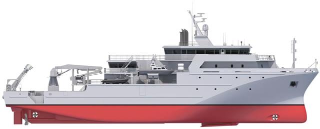 البحرية المغربية تقتني سفينة BHO2M الفرنسية  .. وصفقات عسكرية بالأفق RMN_PIRIOU_BHO2M_Maroc_Royal_Moroccan_Navy_2