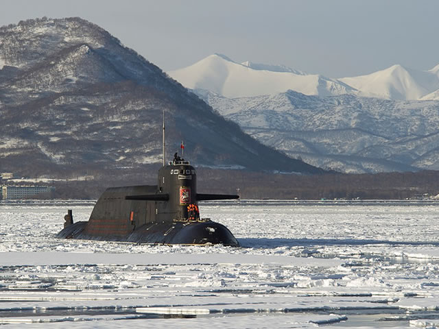 Russian Navy: Status & News #3 - Page 23 Project_667BDR_Delta-III_SSBN_Submarine_k433_Svyatoy_Georgiy_Pobedonosets_Russia