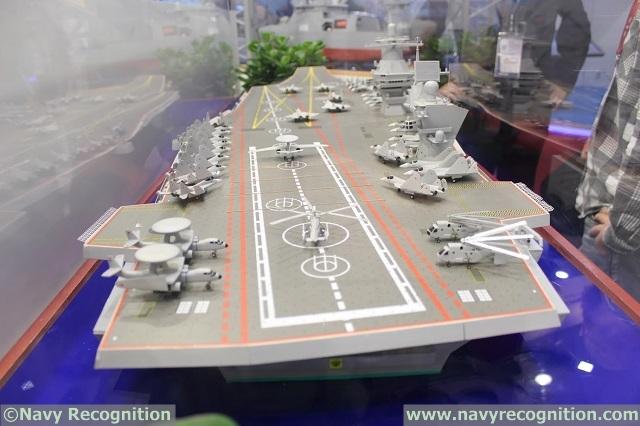 """حاملة الطائرات الروسيه النوويه المستقبليه Shtorm """" Project 23000E """" Project_23000E_Aircraft_Carrier_Krylov_1"""