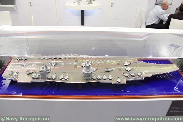 """حاملة الطائرات الروسيه النوويه المستقبليه Shtorm """" Project 23000E """" Project_23000E_Aircraft_Carrier_Krylov_2"""