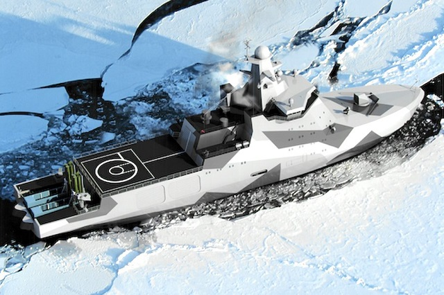 Auxilliary vessels, Special-purpose and minor naval ships - Page 5 Project_23550_ice-class__patrol_ship_Russia