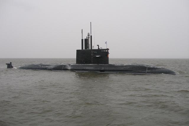 مستقبل غير واضح للغواصة لادا Lada_class_project_677_submarine