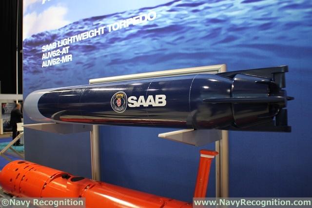طوربيد جديد من Saab السويديه Saab_Lightweight_Torpedo_UDT_2017_2