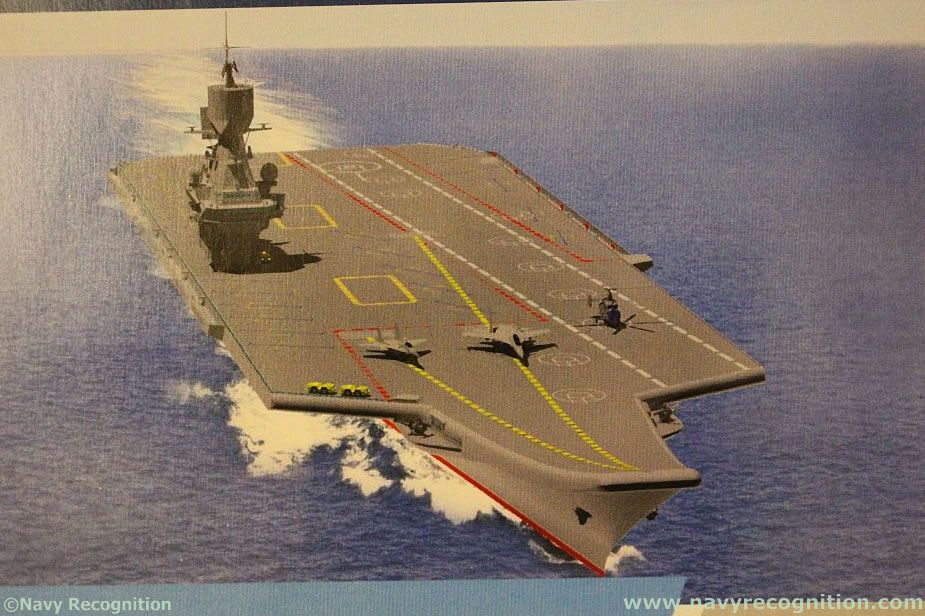 Future Russian Aircraft Carriers and Deck Aviation. #2 - Page 30 Russias_Krylov_Research_Center_Unveils_Light_Aircraft_Carrier_Design_2