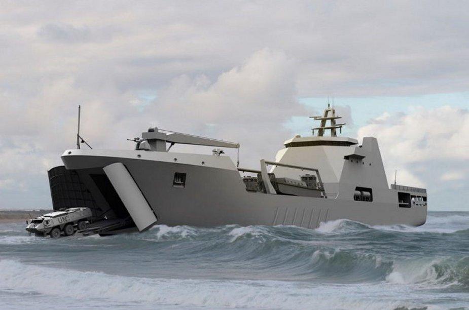 Armée Nigériane / Nigerian Armed Forces - Page 14 Damen_Shipyards_building_landing_ship_tank_for_Nigerian_Navy_925_001