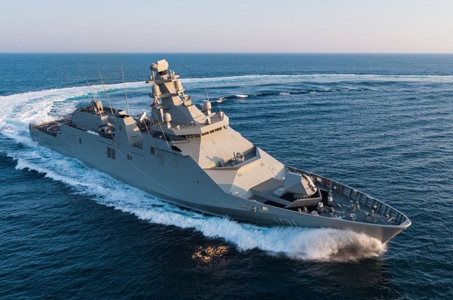 Armée Mexicaine / Mexican Armed Forces / Fuerzas Armadas de Mexico - Page 9 Sea_Trials_of_Damen_Mexican_Navy_Frigate_POLA-Class_ARM_Reformador_Complete_925_001