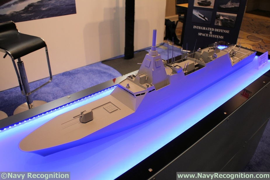 Unidades que pudiera poseer la Armada - Página 22 Japans_MHI_Showcasing_30DX_Multi-Mission_Frigate_Design_1