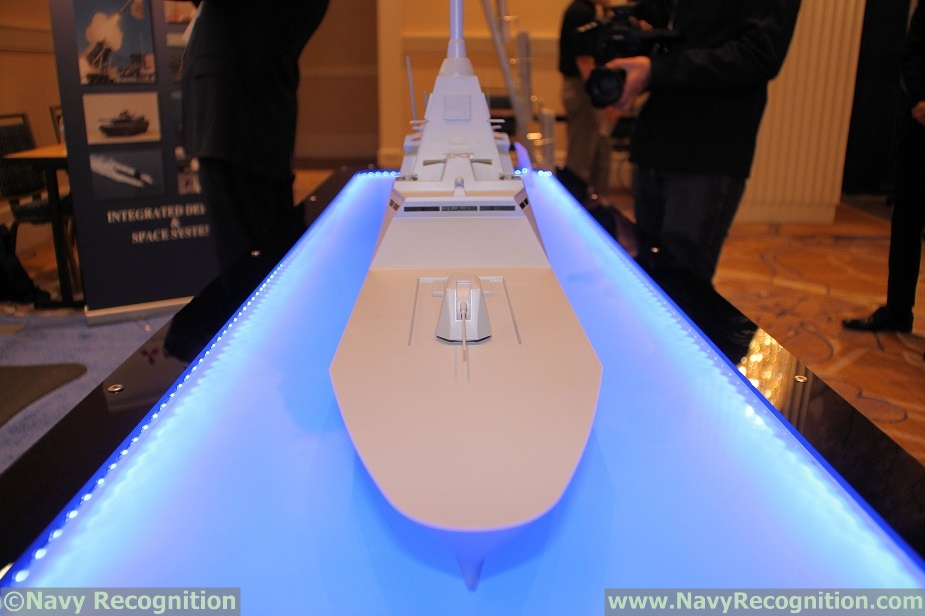 Unidades que pudiera poseer la Armada - Página 22 Japans_MHI_Showcasing_30DX_Multi-Mission_Frigate_Design_2