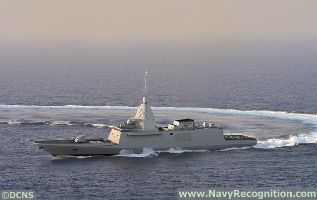 مستقبل البحريات العربية..استراليا نموذجا DCNS_FREMM_CEAFAR_2_CEA_Radar_PACIFIC_2015_2