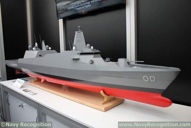 مستقبل البحريات العربية..استراليا نموذجا SEA5000_CEAFAR2_CEA_Radar_30DEX_Japan_MHI_PACIFIC_2015