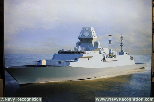 مستقبل البحريات العربية..استراليا نموذجا SEA5000_CEAFAR2_CEA_Radar_BAE-GCS-T26_PACIFIC_2015
