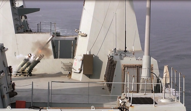 Euronaval  (17 au 21 octobre 2016) Terma_presents_the_C-Guard_a_full_protection_Naval_Decoy_System_at_Euronaval_2016_002