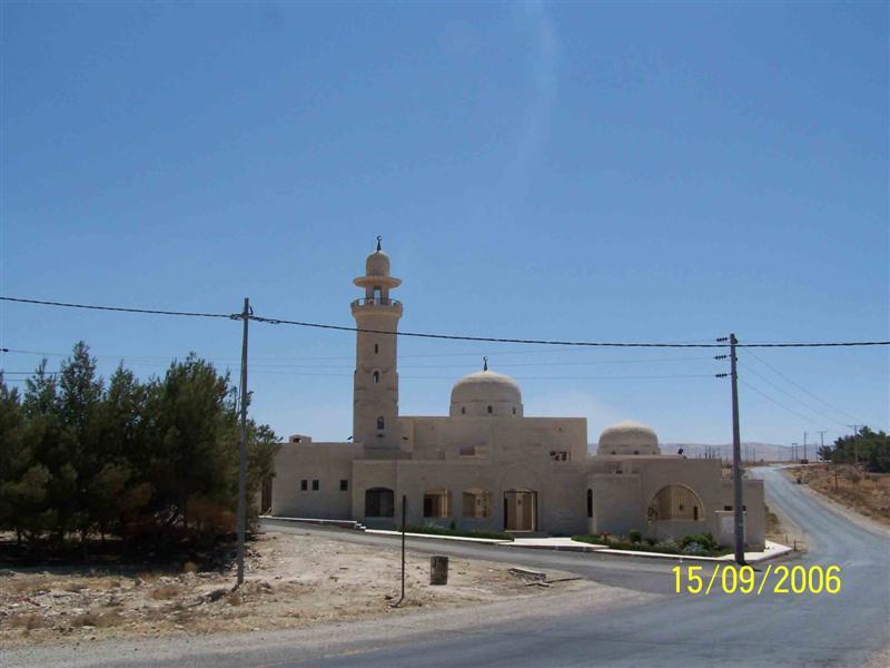 مسجد ومقام الصحابي الجليل الحارث الازدي - الأردن  150844849