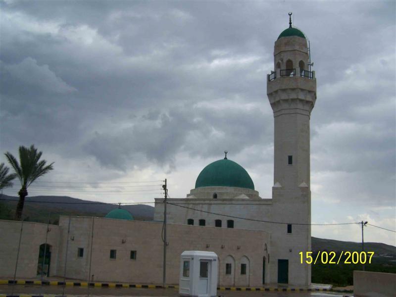 مسجد ومقام الصحابي شرحبيل بن حسنة - الأردن  471662230