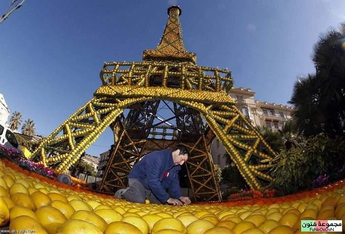 مهرجان الليمون 132951673746