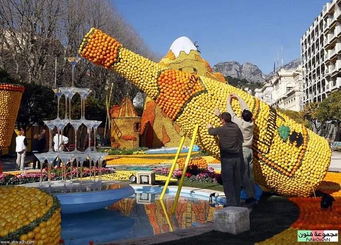 مهرجان الليمون 132951673757