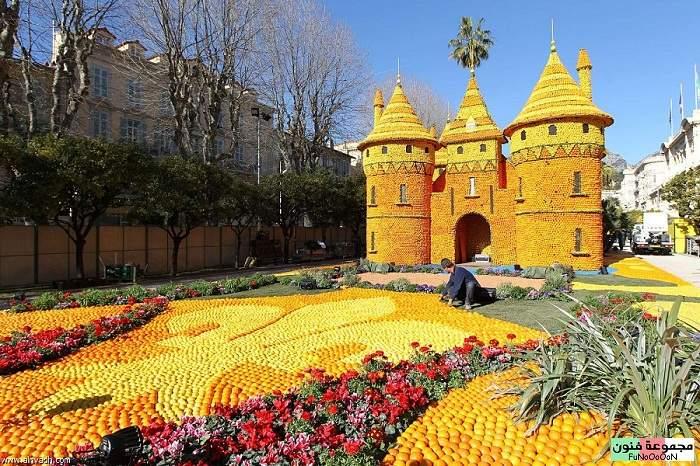 مهرجان الليمون 1329516737701