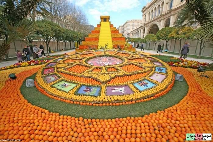 مهرجان الليمون 13295167381310