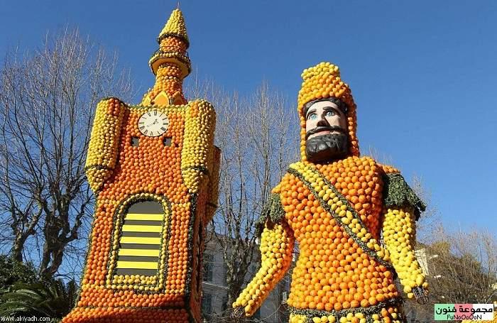 مهرجان الليمون 1329516832384