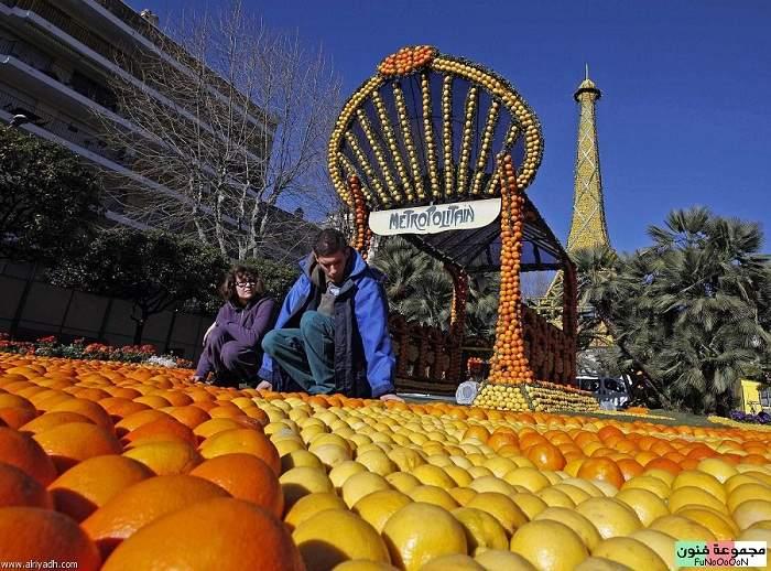 مهرجان الليمون 1329516832573