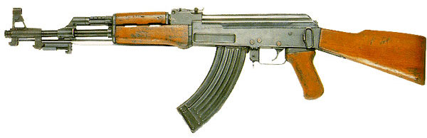Armes d'Infanterie chez les FAR / Moroccan Small Arms Inventory - Page 5 218_type56ak