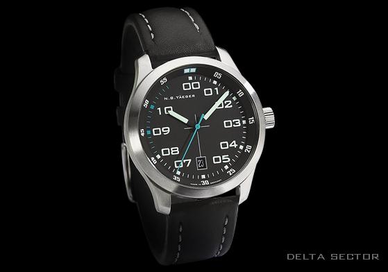 Une marque dédiée aux montres inspirées des tableaux de bord d'avion Gallery-pic-delta-sector