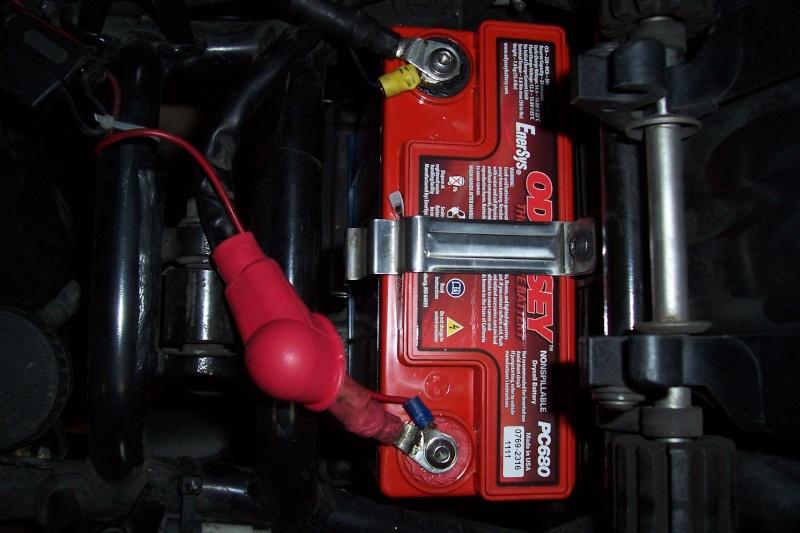 Batterie Odyssey de chez Nedplex Jcpc680p3-z