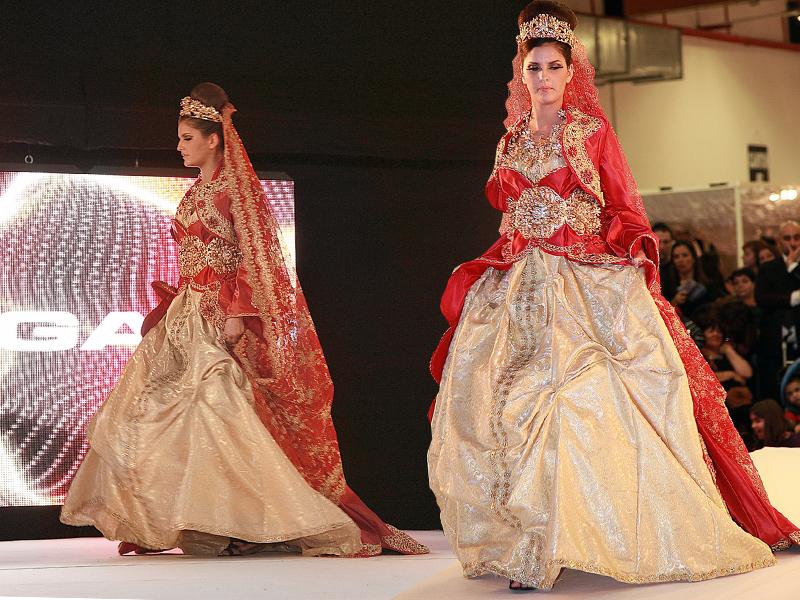 جمالـ العروســة الجزائرية Photos-61-1-Mariage-Negafa-algerienne-Negafa-Dziria