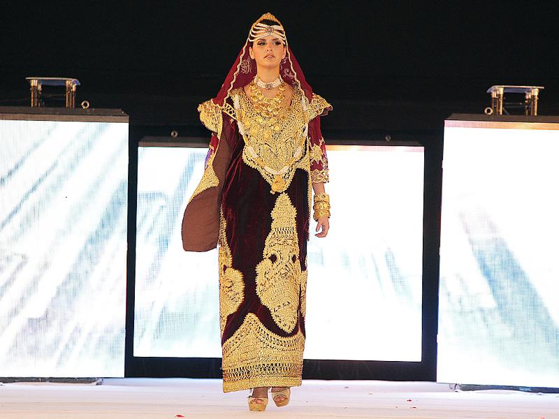 جمالـ العروســة الجزائرية Photos-61-6-Mariage-Negafa-algerienne-Negafa-Dziria