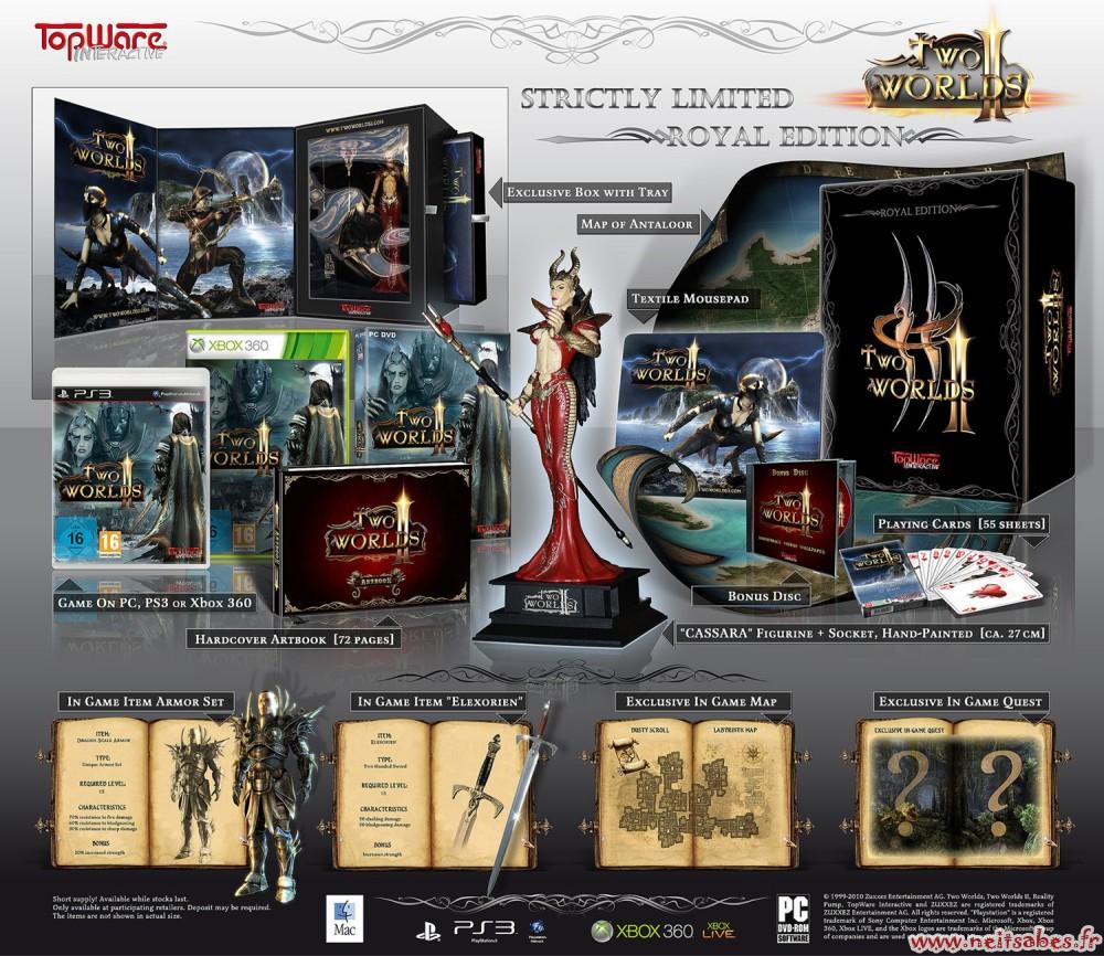 Version collector de vos jeux pal 15662719