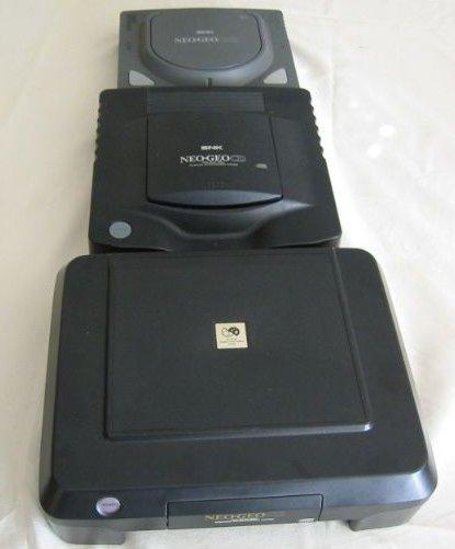 Choisir sa console ou support neo geo: CD, AES ou MVS ?? Famille2