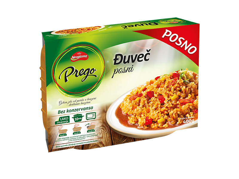 Kuvanje za početnike Prego-djuvec