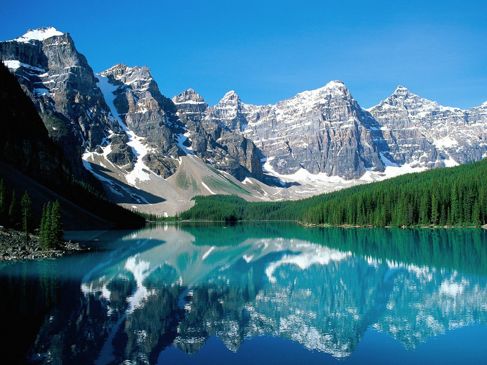 Quel est votre destination rêvée Banff-Canada
