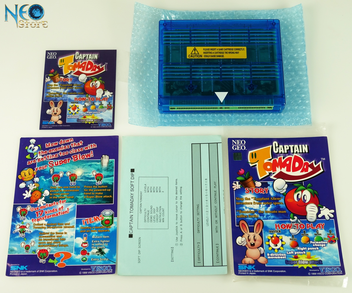 Les Exclu. Neo Geo MVS 1329-2