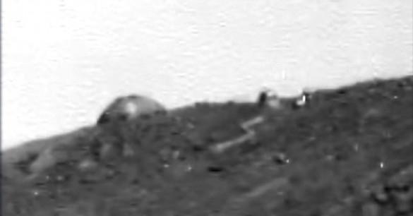 Une soucoupe volante découverte sur Mars ? Dome-585x306