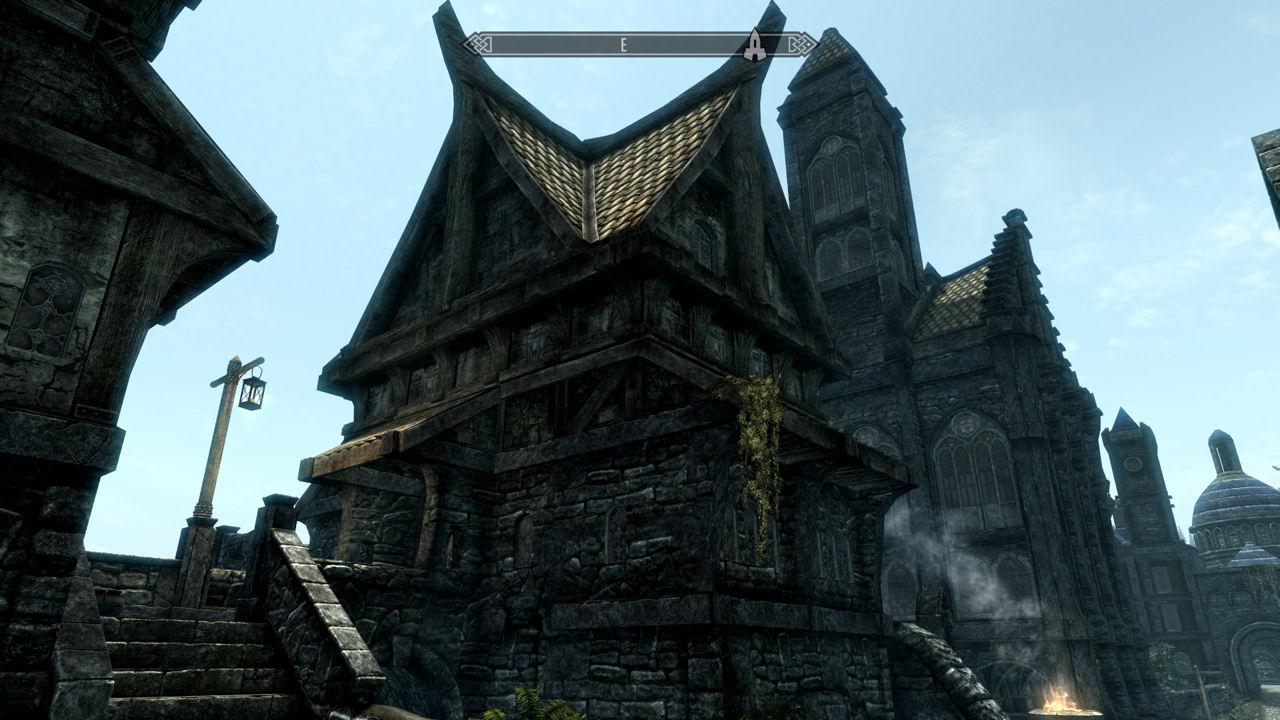 The Elder Scroll V : Skyrim [Xbox360, PS3, PC] Skyrim_maison_solitude