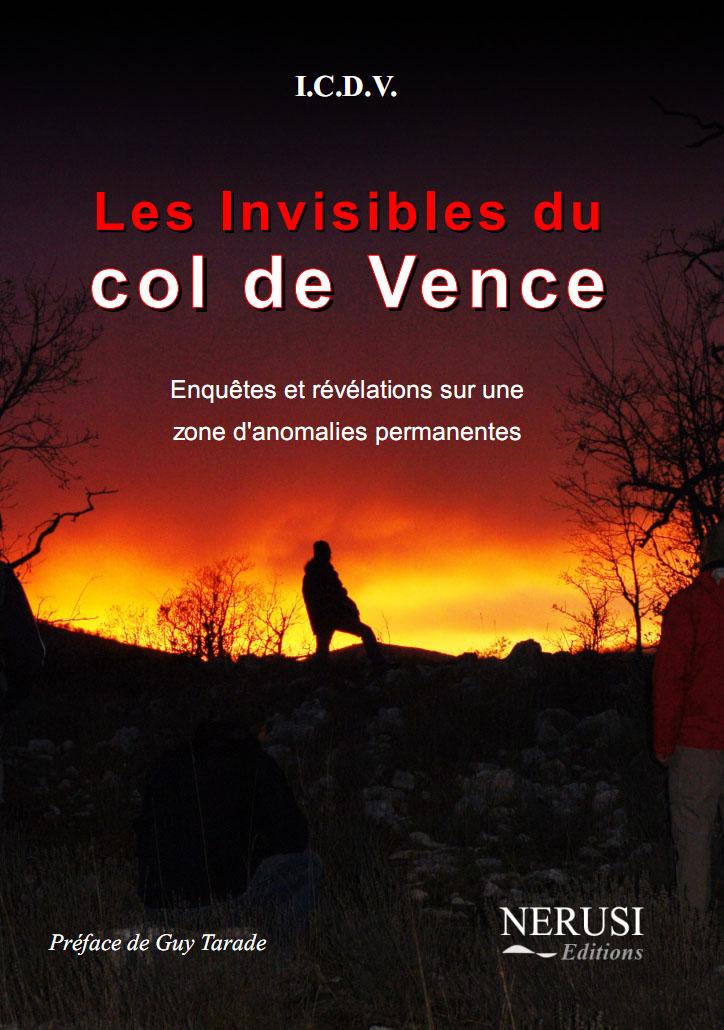 Le col de vence fait l'objet d'un livre Couverture_ICDV