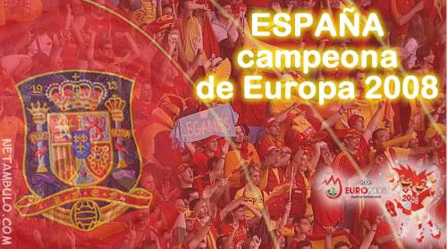 Eurocopa 2008, todos los partidos de España Espana_campeon_euro08